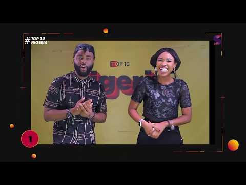 Davido's 'Fall' continues climb with Seyi Shay's 'Yolo Yolo' at No. 1 | Top 10 Nigeria