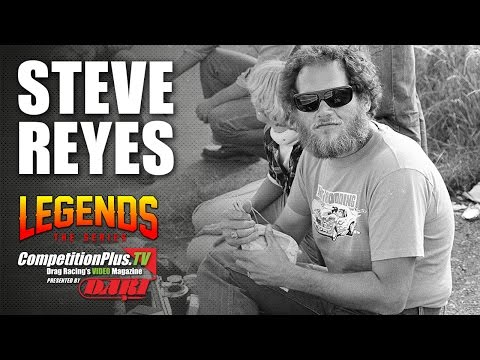 LEGENDS THE SERIES - STEVE REYES: MY PHOTOS ARE MY LEGACY