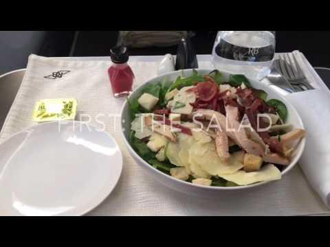 TRIP REPORT: Royal Brunei 787 business class
