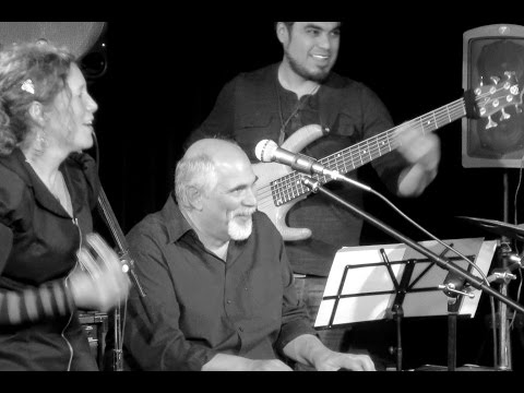 DOUG ROBINSON with IRAIDA NORIEGA - CRY ME A RIVER