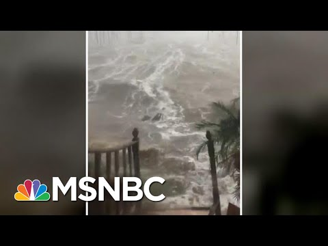 Bahamas Resident On Dorian: 'We Have Never Heard Wind Like That' | Craig Melvin | MSNBC