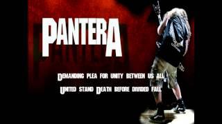 Pantera-A New Level (HQ on screen lyrics)