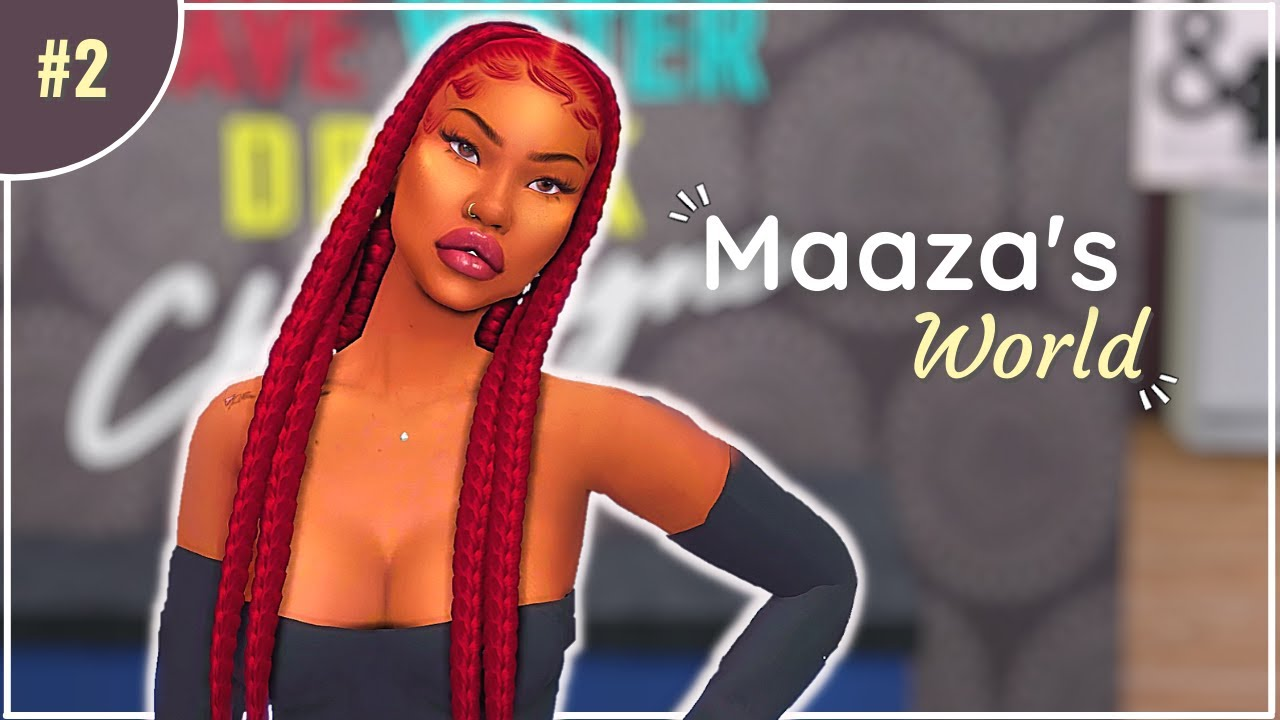 Download Annoying Neighbour   Maaza's World🪐 Episode 2   The Sims 4