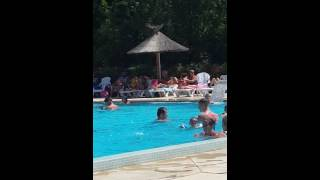 Camping les pins Argeles