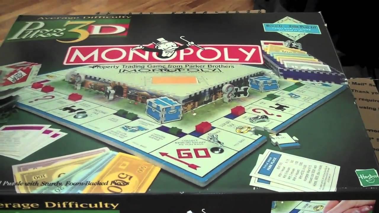 Monopoly Essays (Examples)