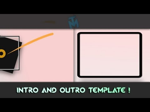 Free Template Outro After Effects Particular Doovi