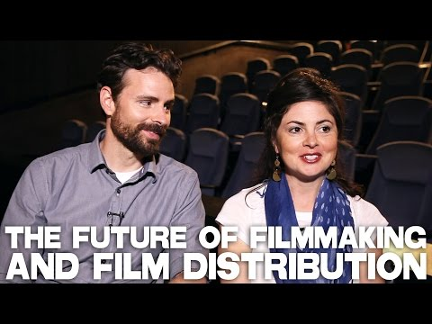 The Future Of Filmmaking & Film Distribution by Jamin Winans & Kiowa Winans