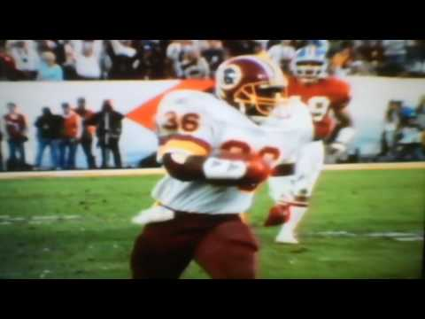 Super Bowl XXII: Washington Redskins vs. Denver Broncos (1988)