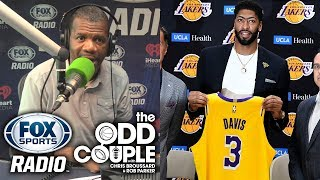 Steve Kerr Says Anthony Davis Forcing a Trade Was a Bad Look for the NBA