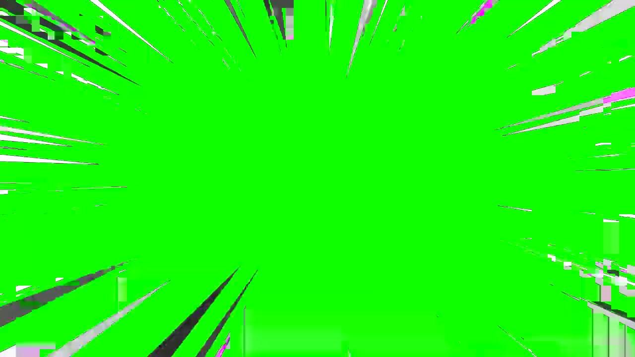 NARUTO RUN Fond Vert 🤗🤗