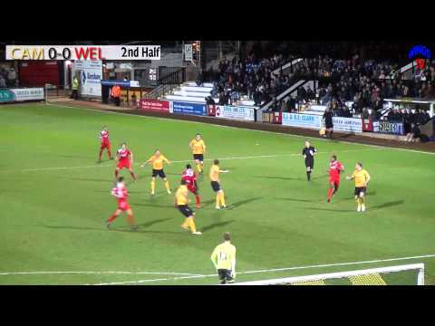 WingsTV Cambridge United V Welling United 18th March 2014