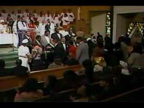 Holy Communion Worship at Temple of Deliverance Church of God in Christ