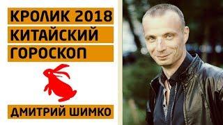 Гороскоп Кот/Кролик -2018. Астротиполог, Нумеролог - Дмитрий Шимко
