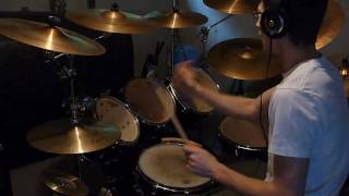 Dashboard confessional - Hands Down - Drum Cover