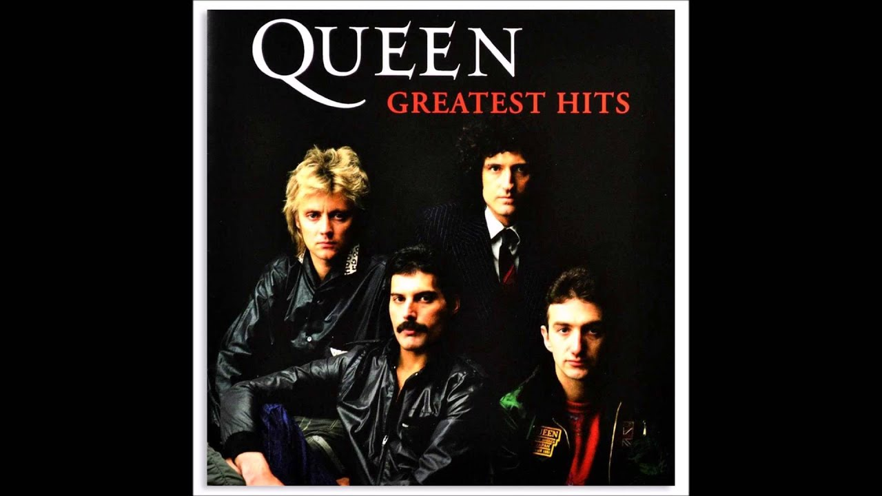 Queen - Greatest Hits - Radio Ga Ga (FLAC)