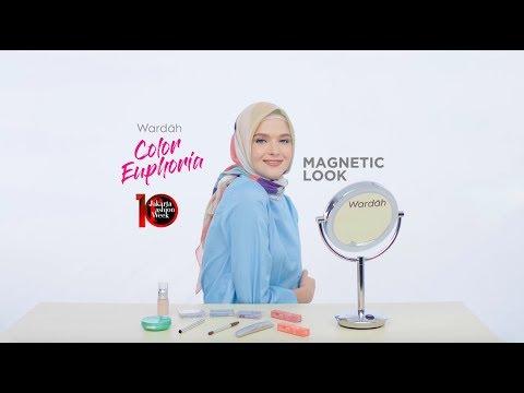 Magnetic Look for Wardah Color Euphoria