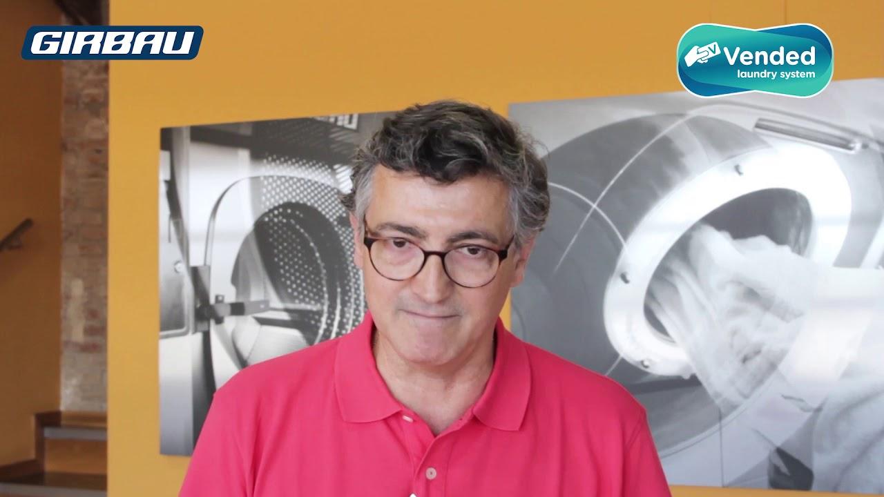 Laundry equipment - GIRBAU
