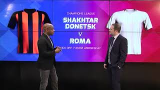 Download Video Shakhtar vs. Roma Match Preview MP3 3GP MP4