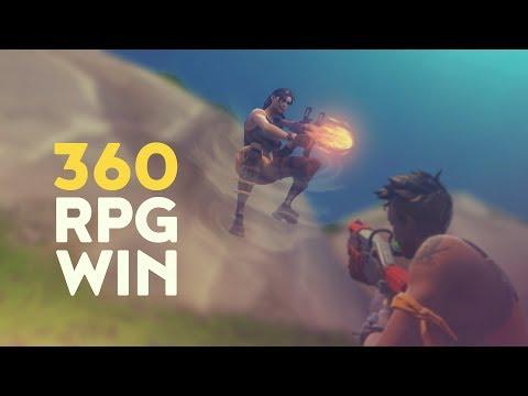 360 RPG (Fortnite Battle Royale)