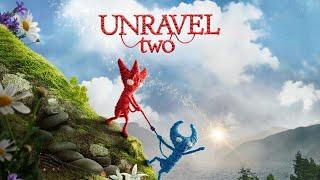 Unravel two |2 jugadores  | capítulos I-II y III | en directo |Español ps4 - juego familiar