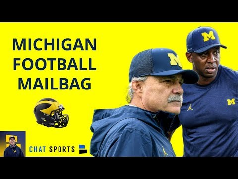 Michigan Football Rumors: Audience Mailbag - Michigan Offensive Coordinator, Harbaugh Questions
