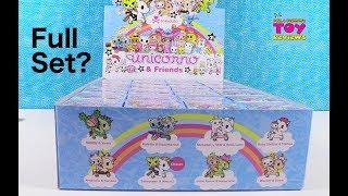 Tokidoki Unicorno & Friends Blind Box Figure Opening Review | PSToyReviews