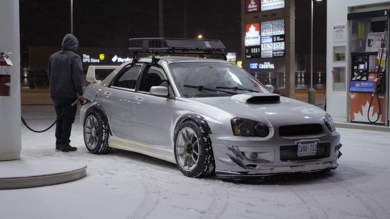 Mntlbna's Widebody JDM 2004 Subaru WRX and The Crew - YouTube