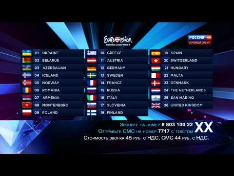 Евровидение 2014 ФИНАЛ ПРЯМАЯ ТРАНСЛЯЦИЯ Смотреть Онлайн Видео Повтор 10 05