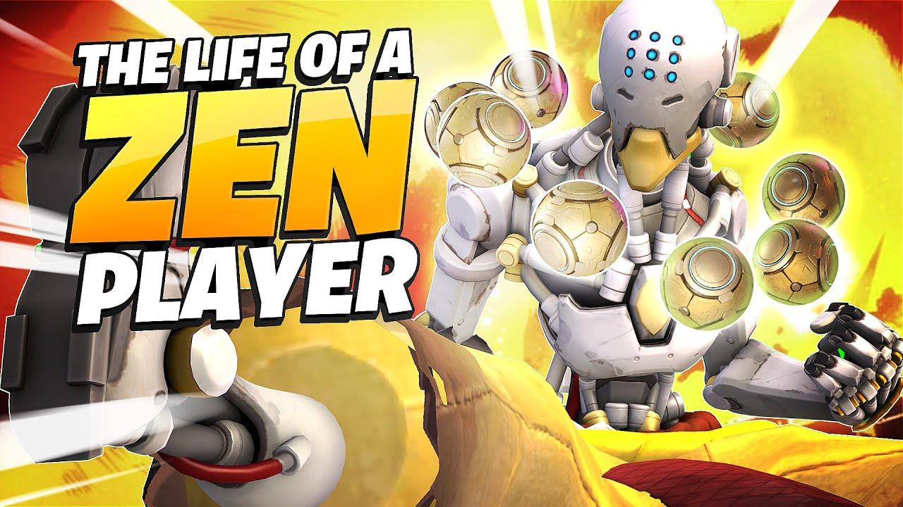 Download The life of a ZENYATTA player
