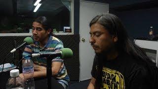 Entrevista con Drugster Monster AL AIRE... radio!