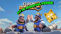 Apk do desenvolvedor do Clash royale!!! Sem root