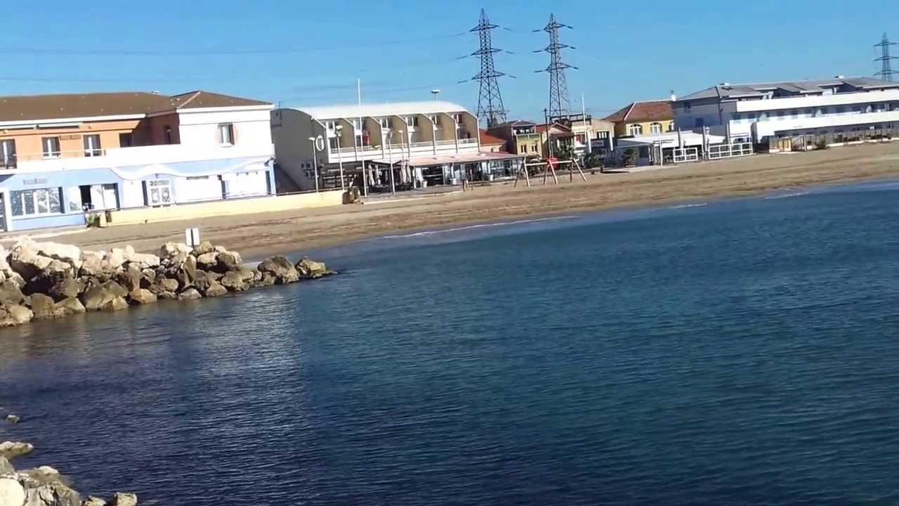 Port de plaisance de fos sur mer 2 youtube for Piscine fos sur mer