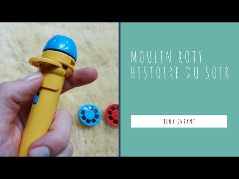 LES HISTOIRES DU SOIR DE MOULIN ROTY