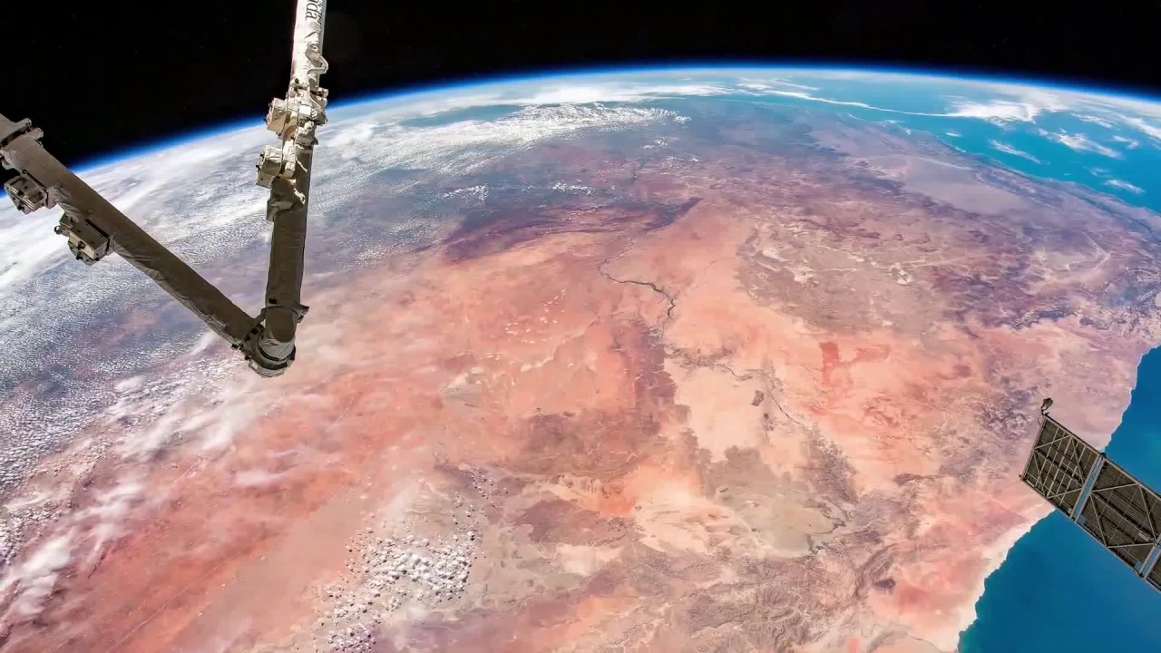 Earth From Space - A View Like No Other