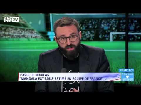 """Vilas : """"Eliaquim Mangala est sous-estimé en équipe de France"""""""