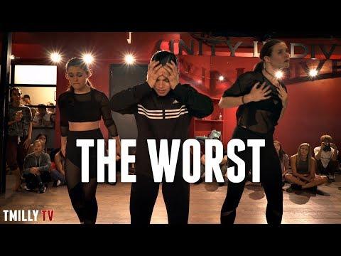 Jhené Aiko - The Worst - Choreography by Jojo Gomez - #TMillyTV