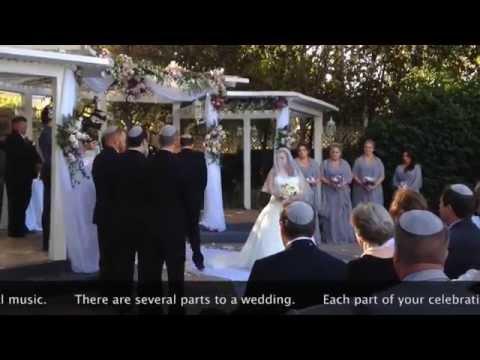 Traditional Jewish Wedding Music Sampler