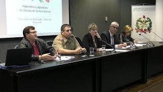 Audiência pública discute os colégios militares no estado