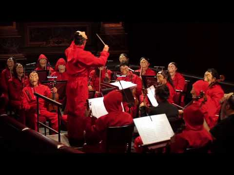 """""""Bella Ciao"""" - Orquestra filarmônica no Teatro Colón"""