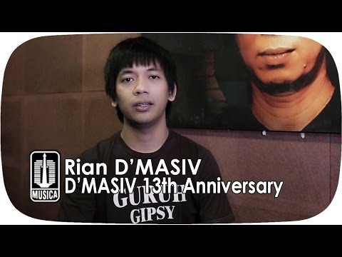 Rian D'MASIV - D'MASIV 13th Anniversary