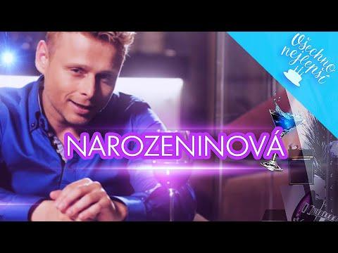JAREK ŠIMEK - NAROZENINOVÁ (OFFICIAL MUSIC VIDEO) české hity, píseň, po Svatební