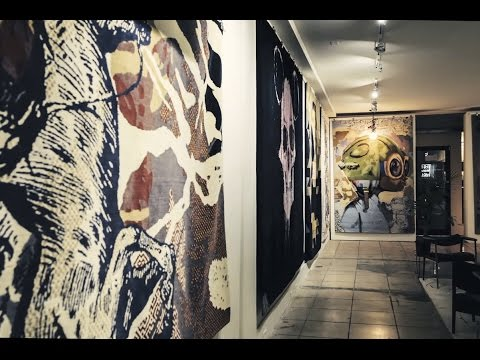 SOHO DESIGN HOUSE Transforms Famous Artwork by Ron English and CYRCLE. Into Handmade Rugs