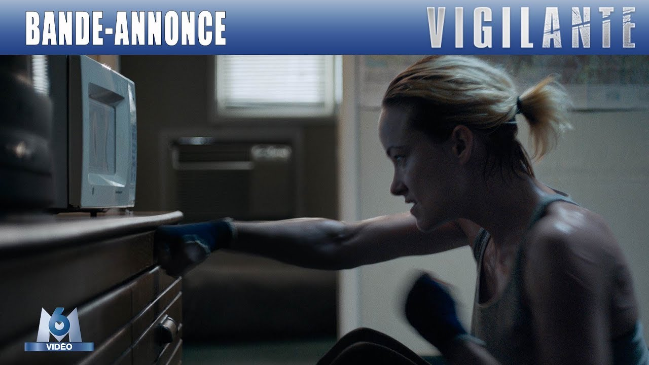 VIGILANTE | Bande-annonce VF HD