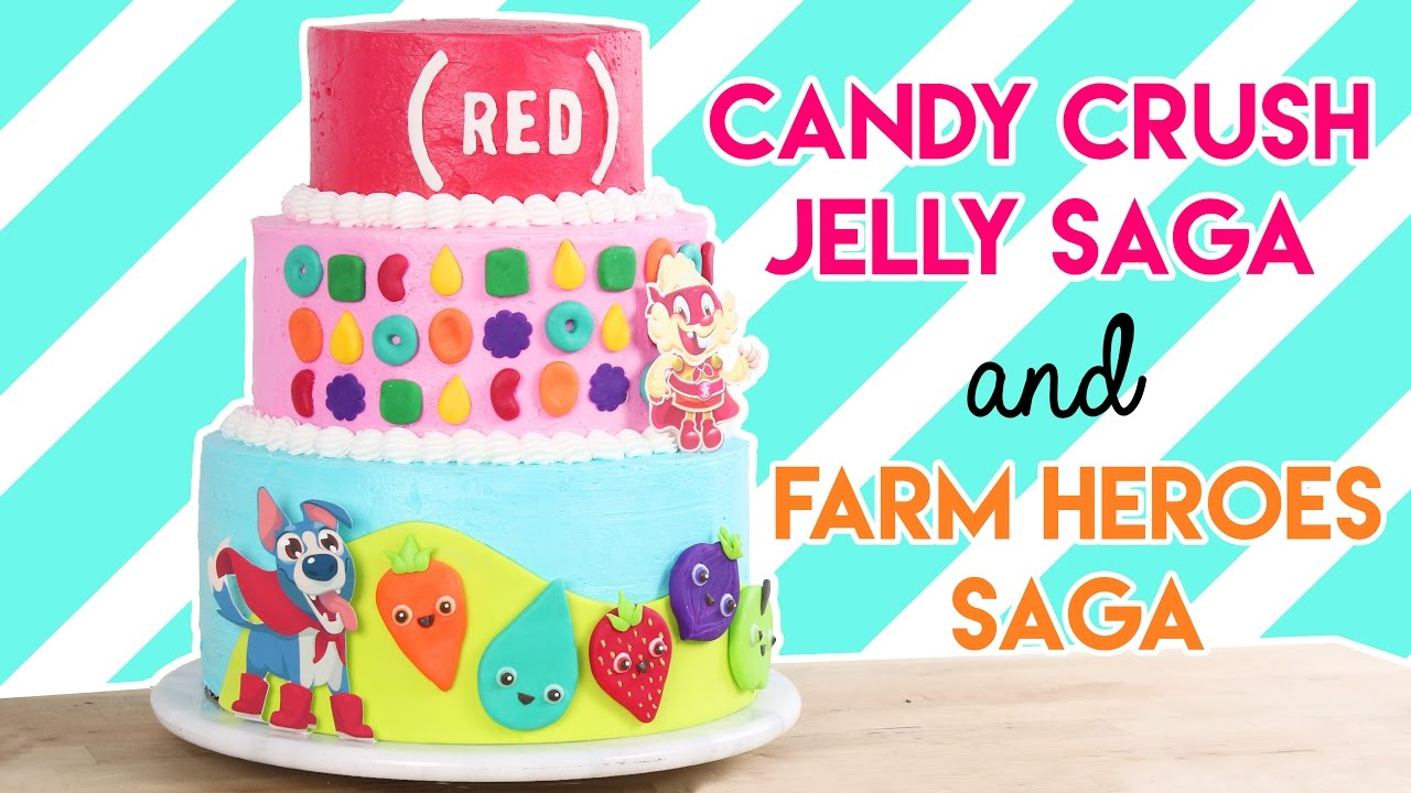 Italy Cake Candy Crush Saga