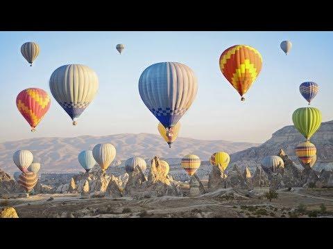 Incredible Balloons of Cappadocia - Amazing Places