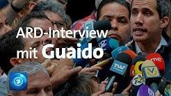 Venezuela: Interview mit Übergangspräsident Guaido