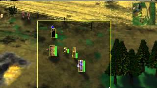 LGWI - Myth II: Soulblighter 001 (Tutorial, Willow Creek)