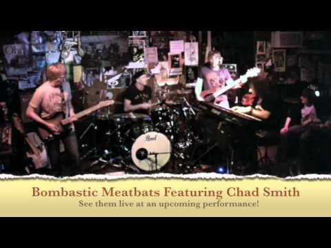 Chad Smith's Bombastic Meatbats - Passing The Ace (Live)