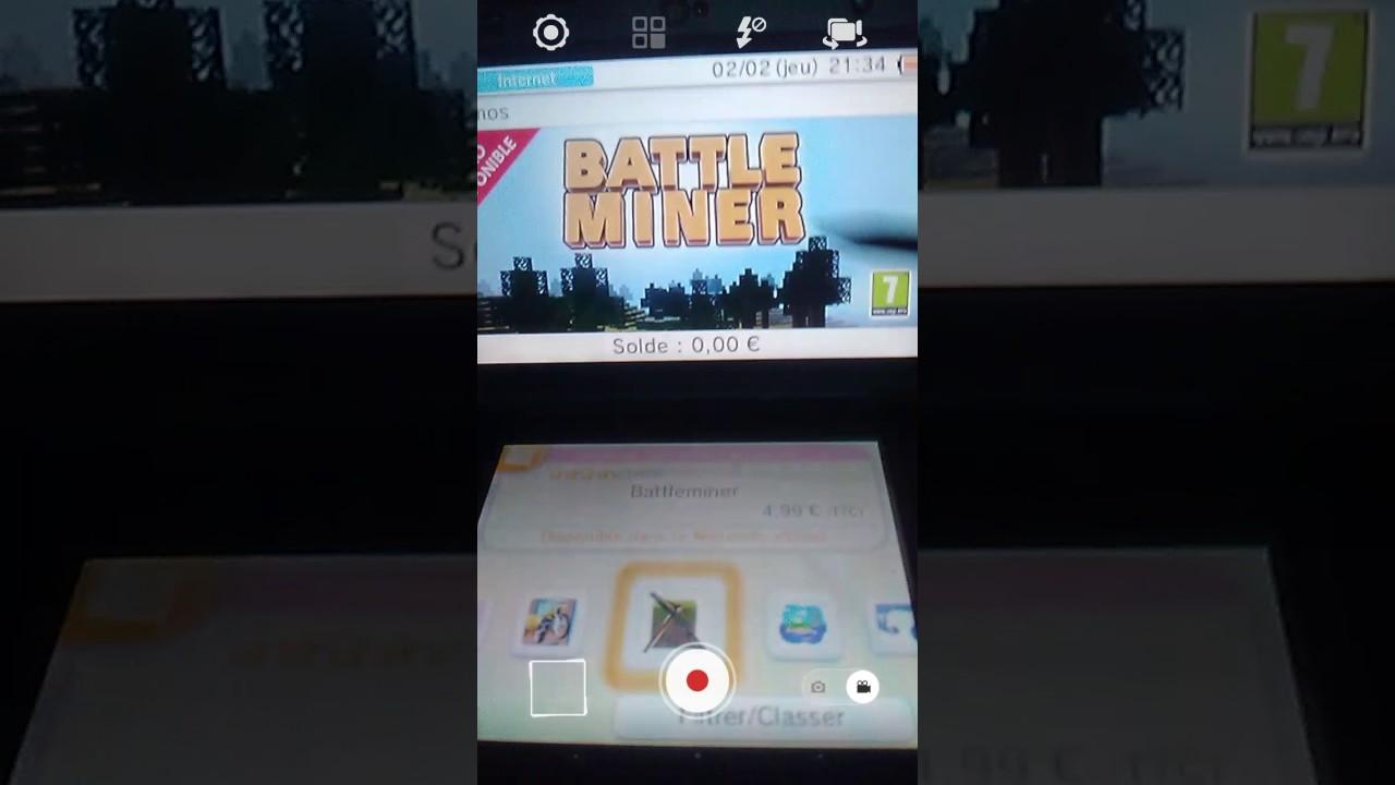 Comment avoir avoir des jeux des jeux gratuits sur 3ds et 2ds mon code d ami youtube - Jeux de coide et de moto gratuit ...