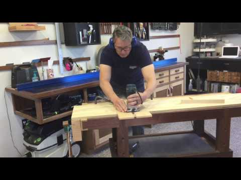 Make a Jig for Routing Dados in 90 Seconds